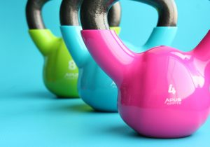 Get Your Sweat on With This 21-Minute Workout