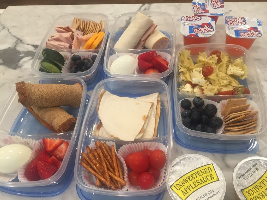 I Then Began Wondering Why Cant Meal Prep For Their School Lunches Like Do My Husband And The Answer WasI Can Did