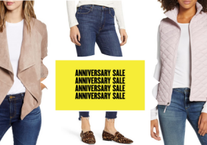 Nordstrom Anniversary Sale: 10 Things I'm Excited About