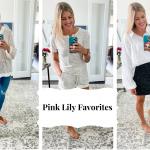 Pink Lily Fall Fashion